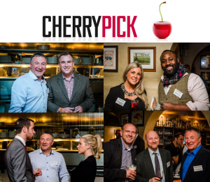 Blogging about cherry pick